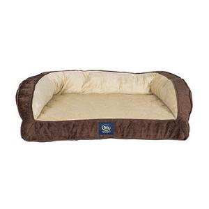Serta Orthopedic Quilted Couch Bed