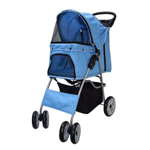 VIVO 4-Wheel Cat Stroller