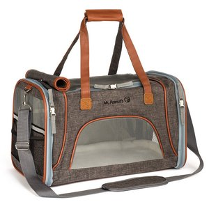 Mr.Peanut'sAirline Approved Soft Sided Pet Carrier