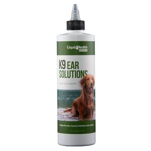 Liquid Health For Animals K9 Ear Solution