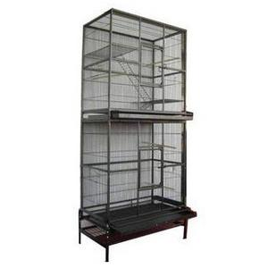 MCage Stackable Wrought Iron Cage