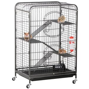 "Yaheetech 37"" Small Animal Cage"