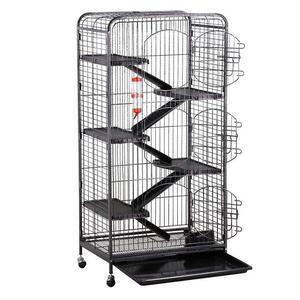 Yaheetech Six-Level Ferret Cage