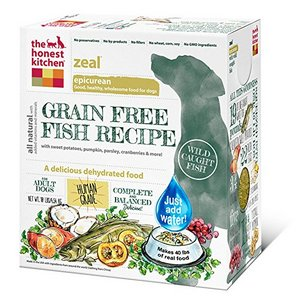Honest Kitchen Zeal Grain-Free Dehydrated Dog Food