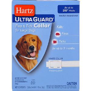 Hartz UltraGuard Flea & Tick Collar for Large Dogs