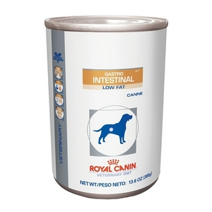 Royal Canin Veterinary Diet Canine Gastro Intestinal Low Fat Canned Dog Food