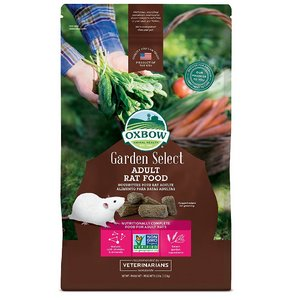 Oxbow Garden Select Rat Food for Adults