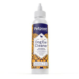 Petpost Ear Cleaner - Natural Coconut Oil Solution
