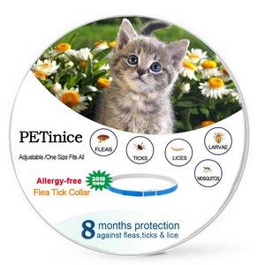 PETinice Flea & Tick Prevention Collar