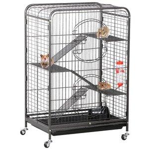 "Yaheetech 37"" Metal Ferret Cage"