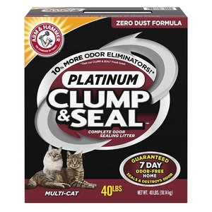 Arm & Hammer Clump & Seal Platinum