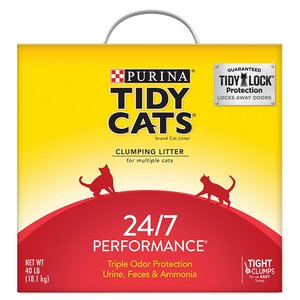 Purina Tidy Cats 24/7 Performance