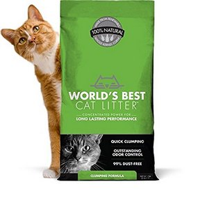 World's Best Cat Clumping Formula