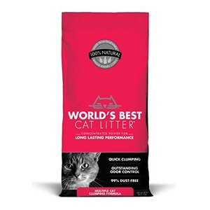 World's Best Multiple-Cat Formula
